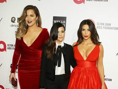 Khloe and Kourtney say Kim Kardashian's 'unflattering' bikini photos have made her insecure