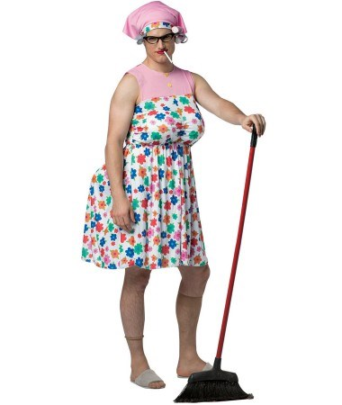 """**""""[Tranny Granny Mens Costume](https://www.costumebox.com.au/tranny-granny-mens-costume.html?gclid=CjwKCAjwjozPBRAqEiwA6xTOYAkdSRnc68zk5GuWj9mQfSQ_gRAIOg-4LLllfAxxOKUPwfeWDDTYjhoCZOYQAvD_BwE)""""**<br><br> It's 2017, the sun is shining, *Riverdale* is back on TV, and costumes with the word 'Tranny' in the title have never, ever, ever been funny."""