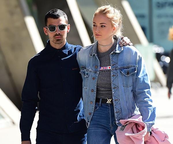 Sophie Turner Joe Jonas Engaged