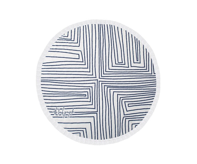 """The Avalon Roundie, $99, at [The Beach People](https://www.thebeachpeople.com.au/collections/roundies