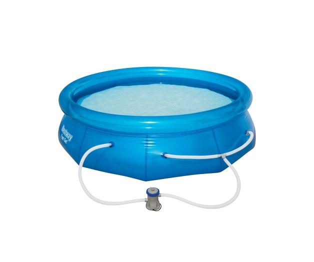 "Bestway 10ft. Fast Pool Set, $49, at [Kmart](http://www.kmart.com.au/product/bestway-10ft.-fast-pool-set/1021316|target=""_blank""|rel=""nofollow"")"