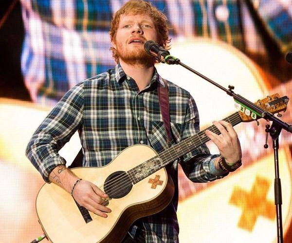 BREAKING NEWS: Ed Sheeran cancels his world tour
