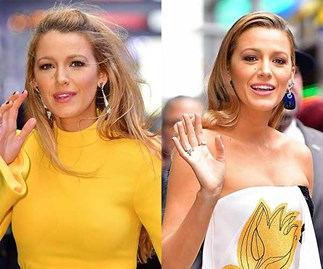 Blake Lively's hairdresser created 5 different looks for her in 24 hours