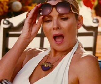 14 signs you're the Samantha Jones of your friendship group
