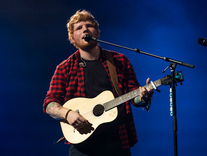 Ed Sheeran Says His Girlfriend Saved Him from Substance Abuse: 'It All Starts Off as a Party'