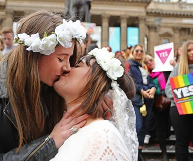 Sydney will allow same-sex couples to marry for FREE for 100 days if we get a 'Yes' vote
