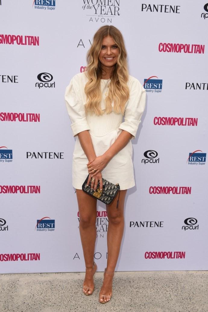 Elle Ferguson, finalist for Social Media Star of the Year, Fashion
