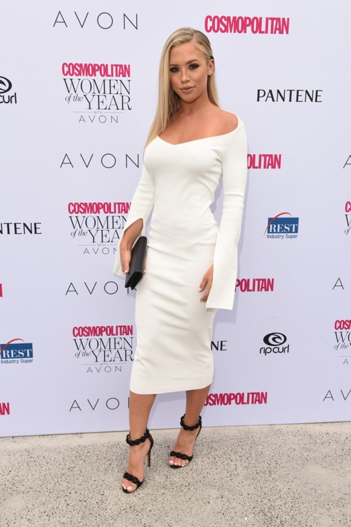 Tammy Hembrow, finalist for Social Media Star of the Year, Fitness & Travel