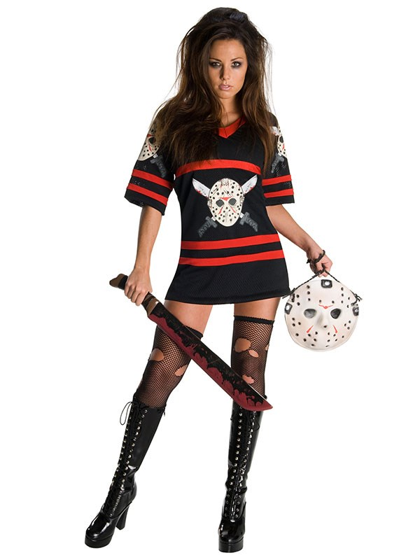 "**Jason Voorhees ** <br><br> From $59 at [Halloween Costumes](https://www.halloweencostumes.com.au/sexy-jason-voorhees-costume.html|target=""_blank""
