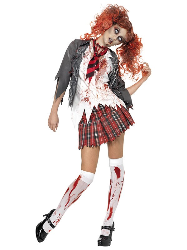 "**Zombie School Girl** <br><br> $72 at [Halloween Costumes](https://www.halloweencostumes.com.au/school-girl-zombie-costume.html|target=""_blank""
