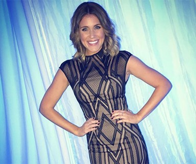 Georgia Love talks about her beautiful mum and reveals her 'Bachelorette' fave at Cosmo's WOTY