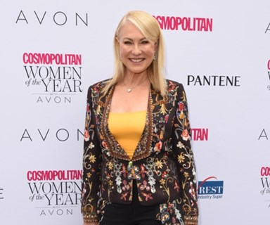 Cosmo's Woman of the Year, Kerri-Anne Kennerley, sounds off on the gender pay gap