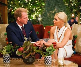 Jarrod and Sophie on The Bachelorette Australia