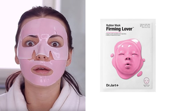 "**Dr.Jart+ Firming Lover Rubber Mask, $18 at [Sephora](https://www.sephora.com.au/products/dr-jart-rubber-mask/v/firming-lover|target=""_blank""