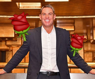 Shane Warne responds to the major rumour he's going to be the next Bachelor