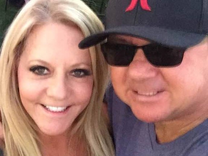 Las Vegas Shooting Couple
