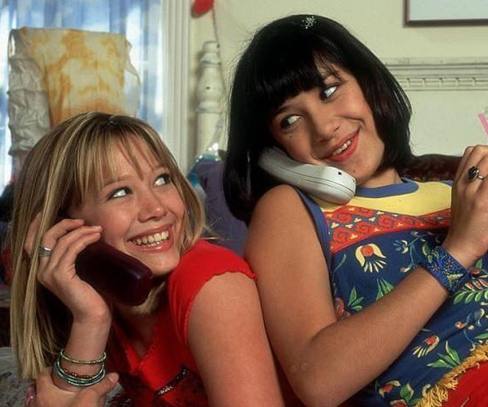 Lizzie McGuire and Miranda