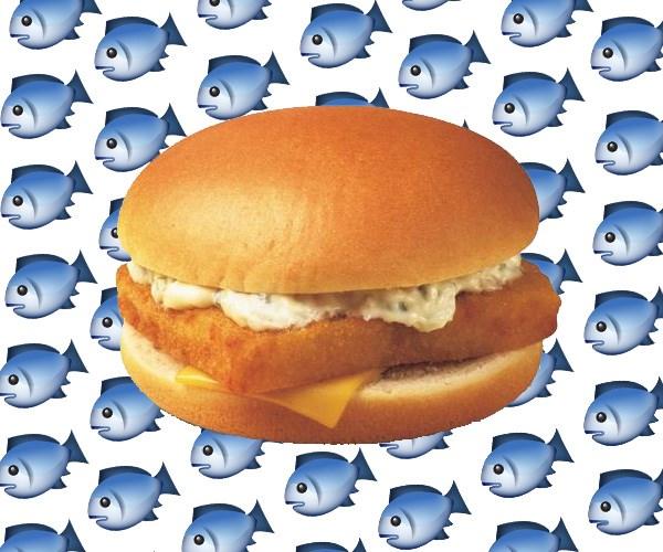 Don't order Filet-O-Fish