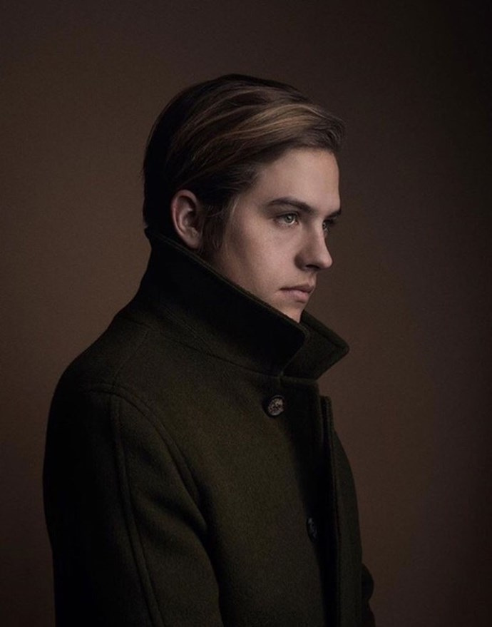 Okay, is Dylan like a low-key model too?