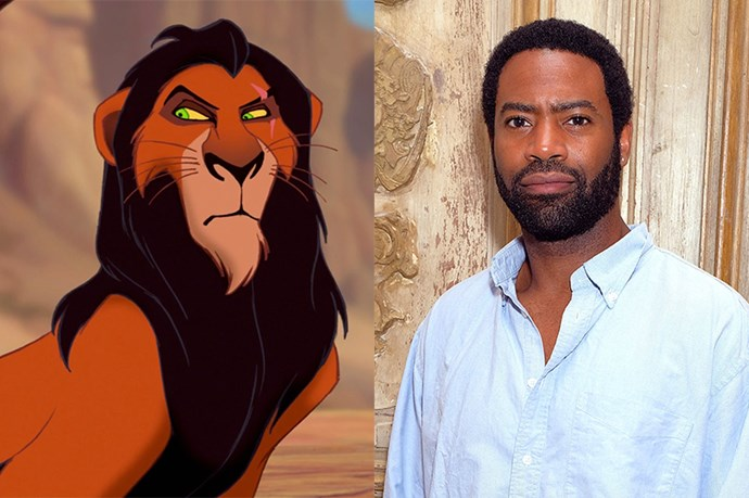Scar will be played by Chiwetel Ejiofor.