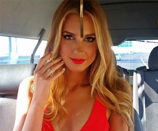 Aussie model Laura Dundovic on how she makes her makeup stay put all day at the races