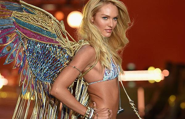 Every Single Beauty Product Candice Swanepoel Uses To Get That Victoria's Secret Glow