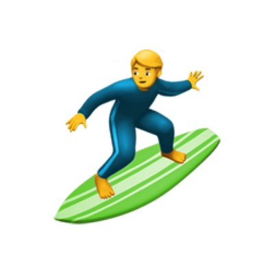 Who doesn't love surfers? They're always fit and tanned.