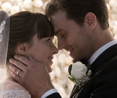 The new 'Fifty Shades Freed' trailer just dropped and HECK, it's ~steamy~