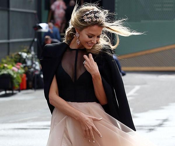Melbourne Cup 2017 Celebrity Fashion
