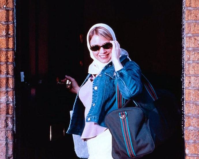 ***Bridget Jones' Diary***: And this retro situation Bridget Jones wore for her weekend getaway with Daniel Cleaver.