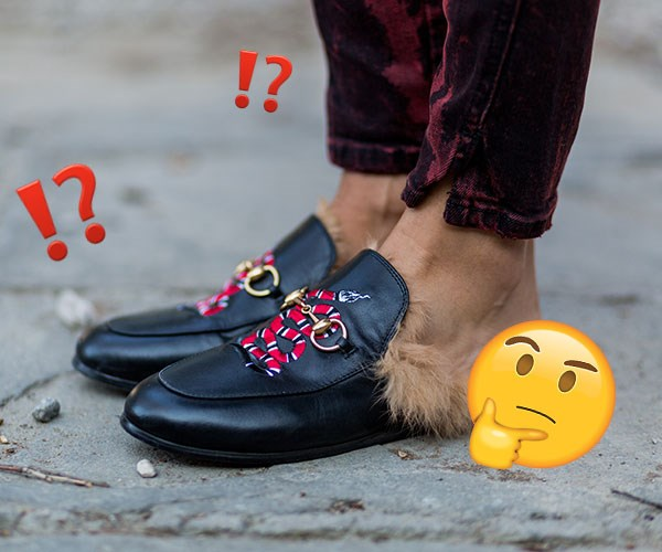 Fashion Trends Men Don't Understand