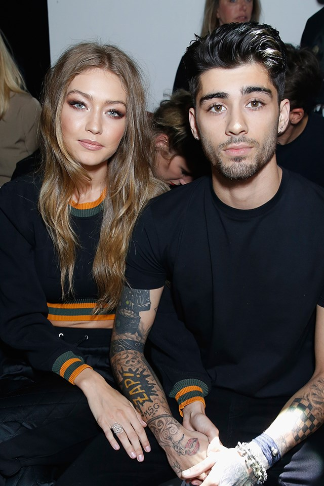 "**Gigi Hadid and Zayn Malik**  While the details of what Gigi and Zayn actually *did* on their first date are scarce, we do know that it was a little awkward, and that Gigi was the one who cut through the weirdness. They first met at a friend's birthday party a few years ago, and then Gigi thought she'd get to see Zayn again at the Victoria's Secret Fashion Show in 2015. He didn't show up, but they organised for their first date to be later that week. ""We played it cool for like 10 minutes, and then I was like, 'You're really cute,'"" [Gigi recounted](https://www.youtube.com/watch?v=TmZzYzDBdX4
