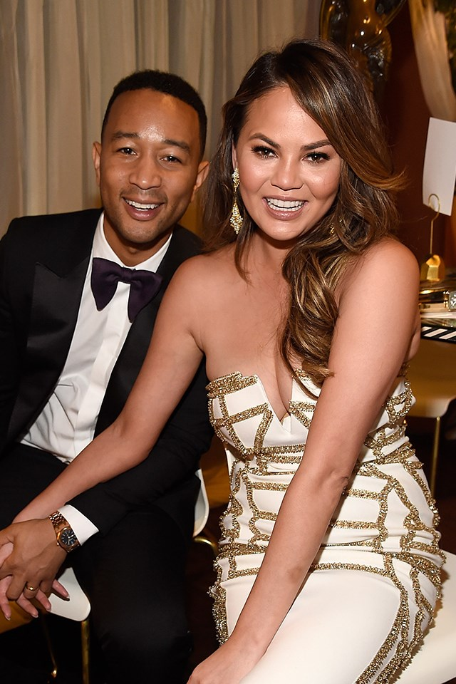 "**John Legend and Chrissy Teigen**  John and Chrissy are proof that you can sleep together after the first date, and still end up together forever. In a very [candid interview](https://www.usatoday.com/story/life/entertainthis/2014/07/09/chrissy-teigen-john-legend-hooked-up-first-date/77336476/|target=""_blank"") with Wendy Williams in 2014, Chrissy told the talk show host about her first date with John, which was basically when they filmed a music video together. ""We did the music video, we were together for like 12 hours,"" she said. ""We spent the entire day together me in my underwear and him in a full suit and I went to go say goodbye to him, to his hotel, and we didn't ever say goodbye that night."" Years later, the couple is married and more in love than ever, and their daughter, Luna, is possibly one of the cutest babies in the world."