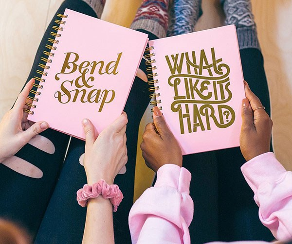 Legally Blonde stationery