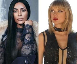 Kim Kardashian Katy Perry Reputation