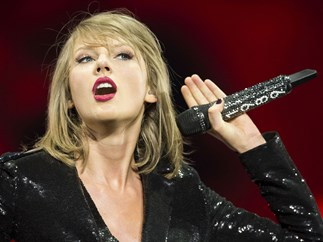 Sam Smith Shade Taylor Swift