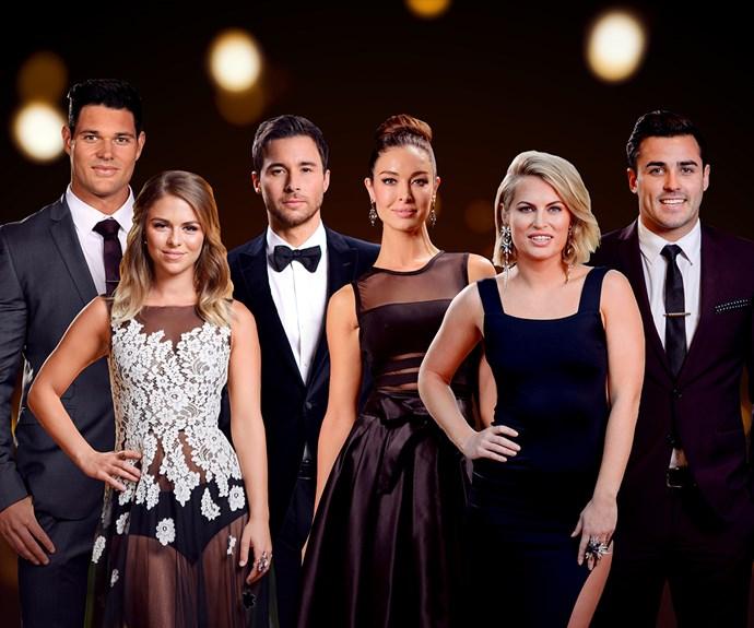 Bachelor in Paradise Australia contestants