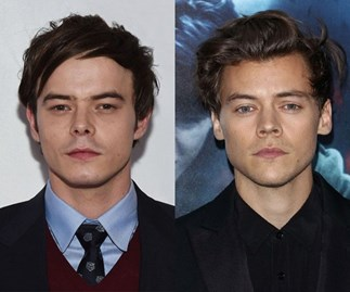 9 times Charlie Heaton from 'Stranger Things' was Harry Styles's twin