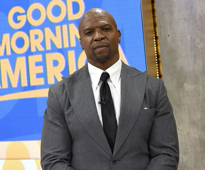 Terry Crews on Good Morning America