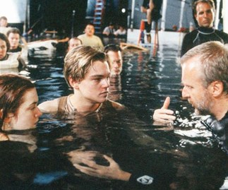 Titanic movie behind the scenes
