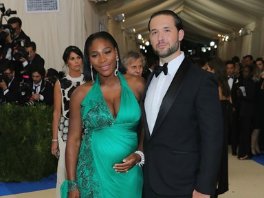 Serena Williams just had a fairy tale wedding and everyone from Beyonce to Kim Kardashian was there