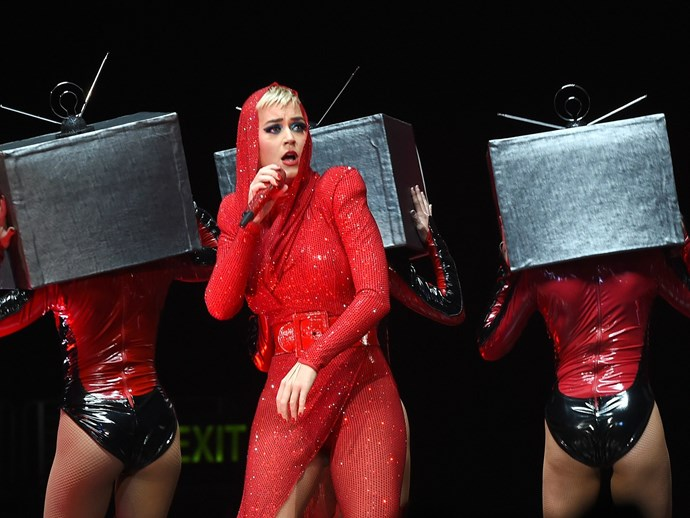 Katy Perry Reportedly Denied Visa to China Before the Victoria's Secret Fashion Show