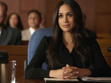Meghan Markle's 'Suits' body double just fuelled engagement rumours with this 'motional Insta post