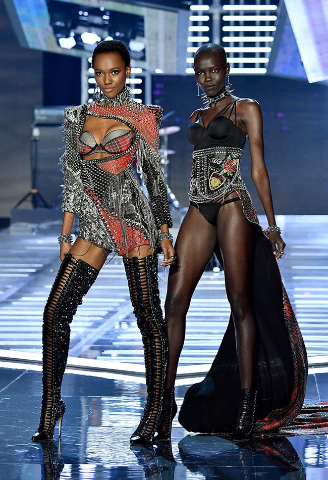 Herieth Paul and Grace Bol