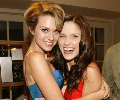 Hilarie Burton says 'One Tree Hill' creator Mark Schwahn used to force himself on her