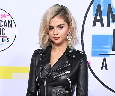 How To Get Selena Gomez's Platinum Blonde Hair