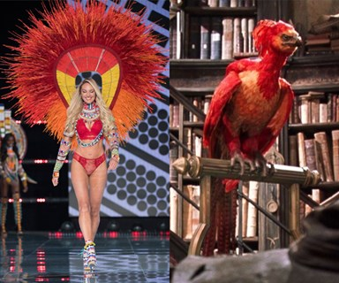 10 things the 2017 Victoria's Secret Fashion Show outfits look like