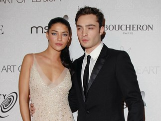 Here's what Gossip Girl alum Jessica Szohr has to say about Ed Westwick's rape allegations