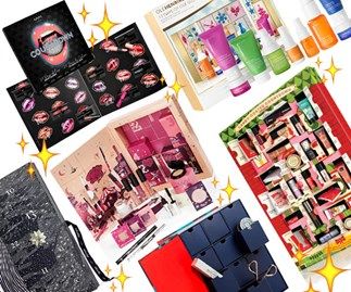 13 of the best beauty advent calendars of 2017, ranked by price tag