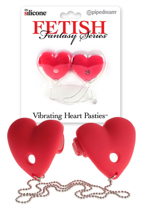 "Pipedream Heart Shaped Vibrating Pasties, $22.99 from [Wild Secrets](https://www.wildsecrets.com.au/p/209539/pipedream-heart-shaped-vibrating-pasties|Target=""_blank"")."
